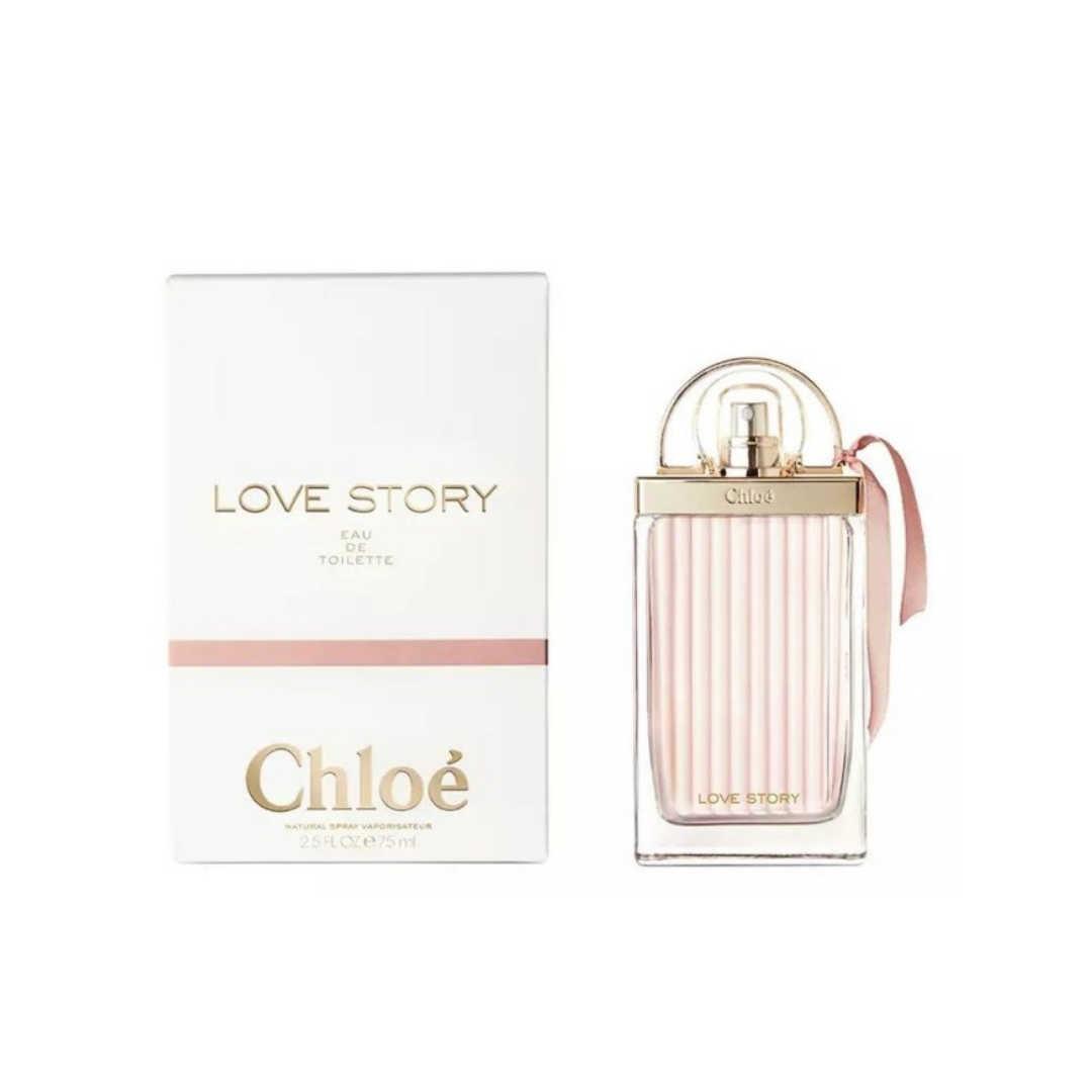 Chloe Love Story For Women Eau De Toilette 75ML