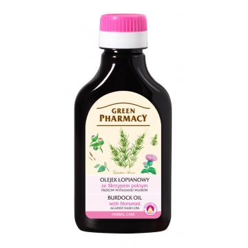 Green Pharmacy Burdock Oil 100 ml
