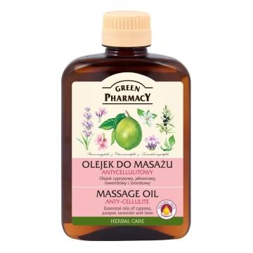 Green Pharmacy Massage Oil 200 ml
