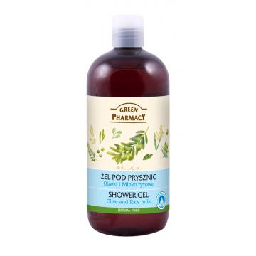 Green Pharmacy Shower Gel 500 ml