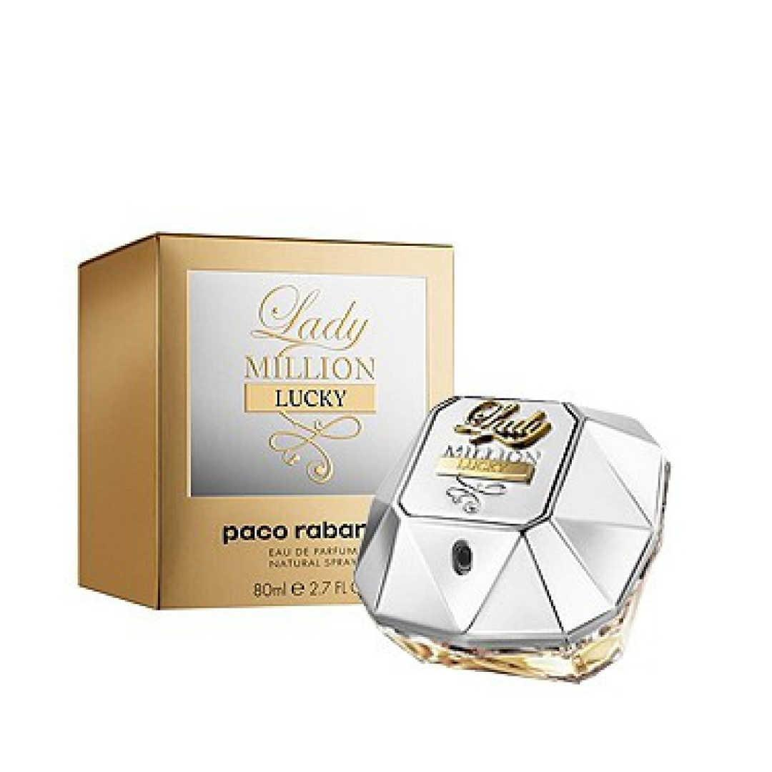 Paco Rabanne Lady Million Lucky For Women Eau De Parfum