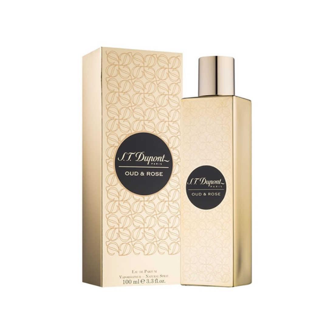 St Dupont Oud & Rose For Unisex Eau De Parfum 100ML