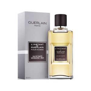 Guerlain L,Instant De Guerlain Pour Homme For Men Eau De Toilette 100ML