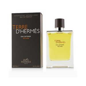 Hermes Terre D`Hermes Eau Intense Vetiver For Men Eau De Parfum 100ML