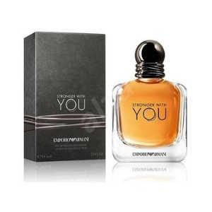Armani Stronger With You Pour Homme For Men Eau De Toilette
