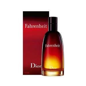 Dior Fahrenheit For Men Eau De Toilette