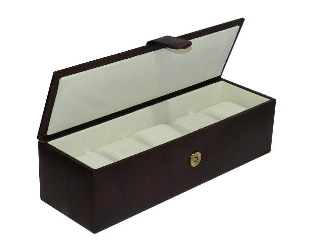 Laveri Genuine Leather Designer New Collection 05 Watch Case And Jewellery Box
