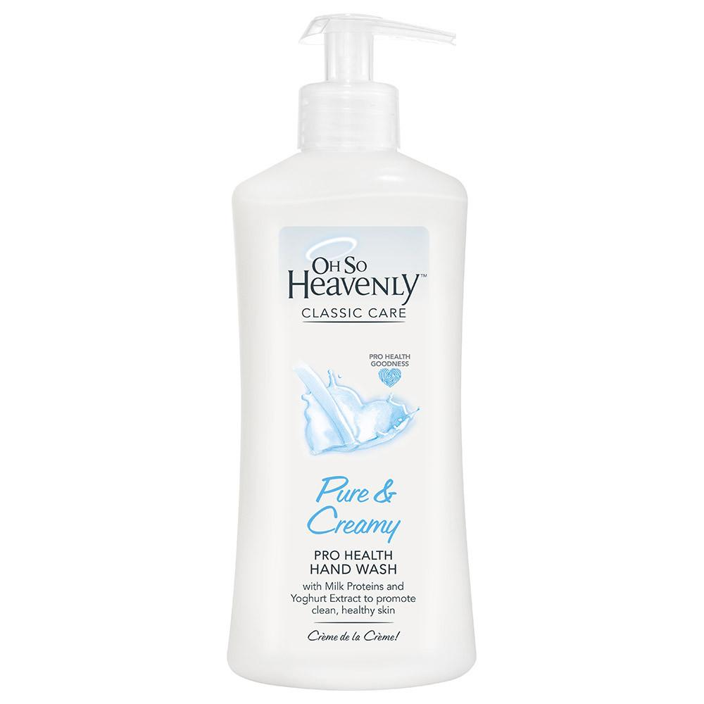 Oh So Heavenly Pure & Creamy Hand Wash 450ml