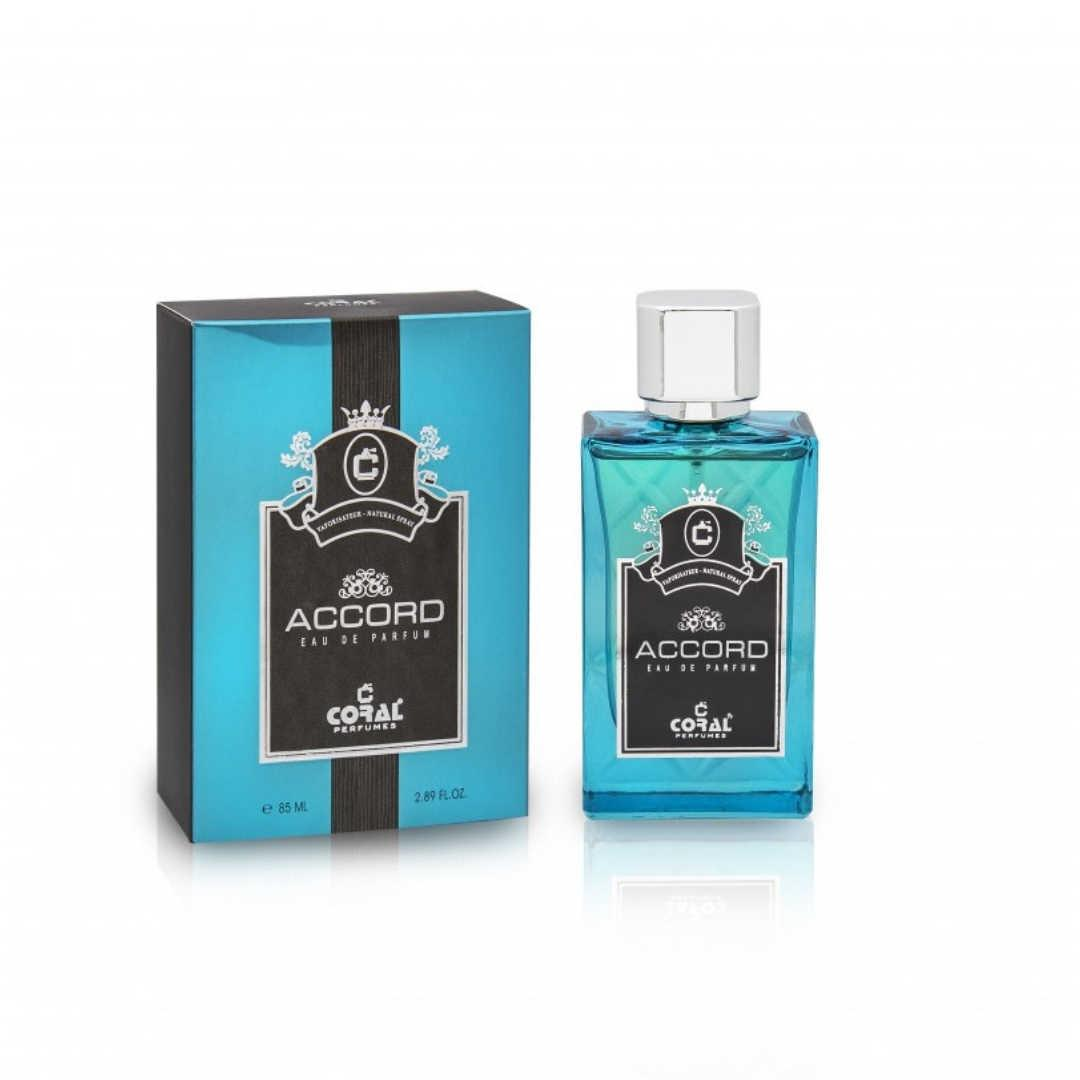 Coral Accord For Men Eau De Parfum 85ML