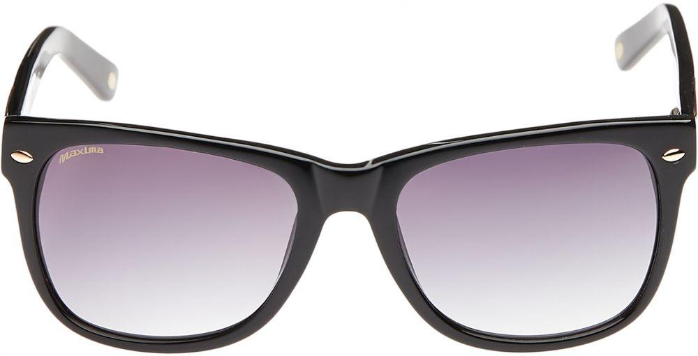 Maxima Wayfarer Unisex Sunglasses - Mx0017-C1,  Metal Frame