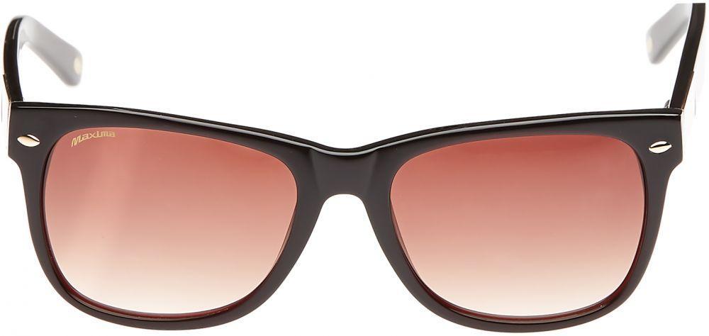 Maxima Wayfarer Unisex Sunglasses - Mx0017-C3,  Metal Frame