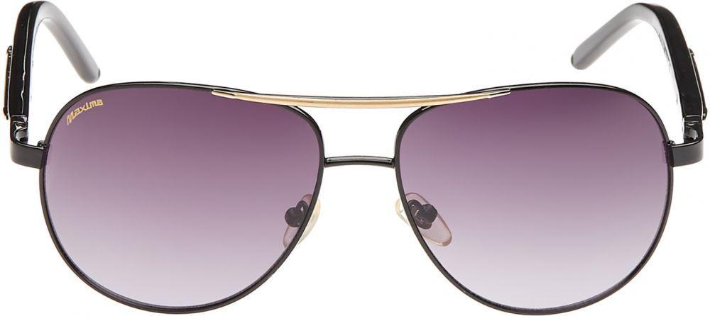 Maxima Aviator Unisex Sunglasses - Mx0019-C2,  Metal Frame