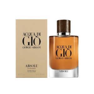 Armani Acqua Di Gio Absolu For Men Eau De Parfum