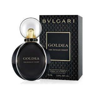 Bvlgari Goldea The Roman Night  For Women Eau De Parfum 75ML