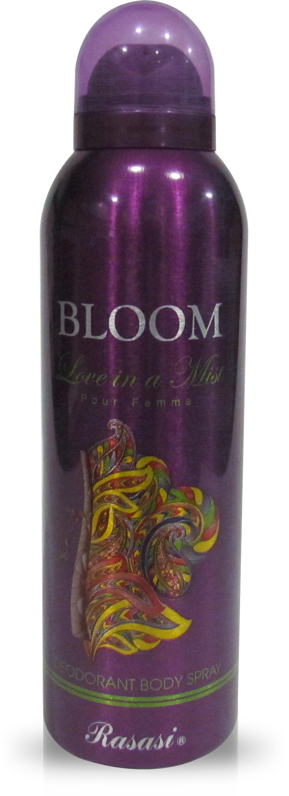 Rasasi Bloom - Love In A Mist Deodorant Spray For Women 200ml