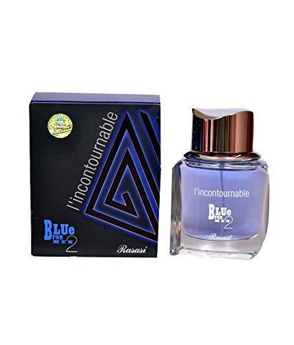 Rasasi Blue For Men 2 Eau De Parfum For Men 75ml