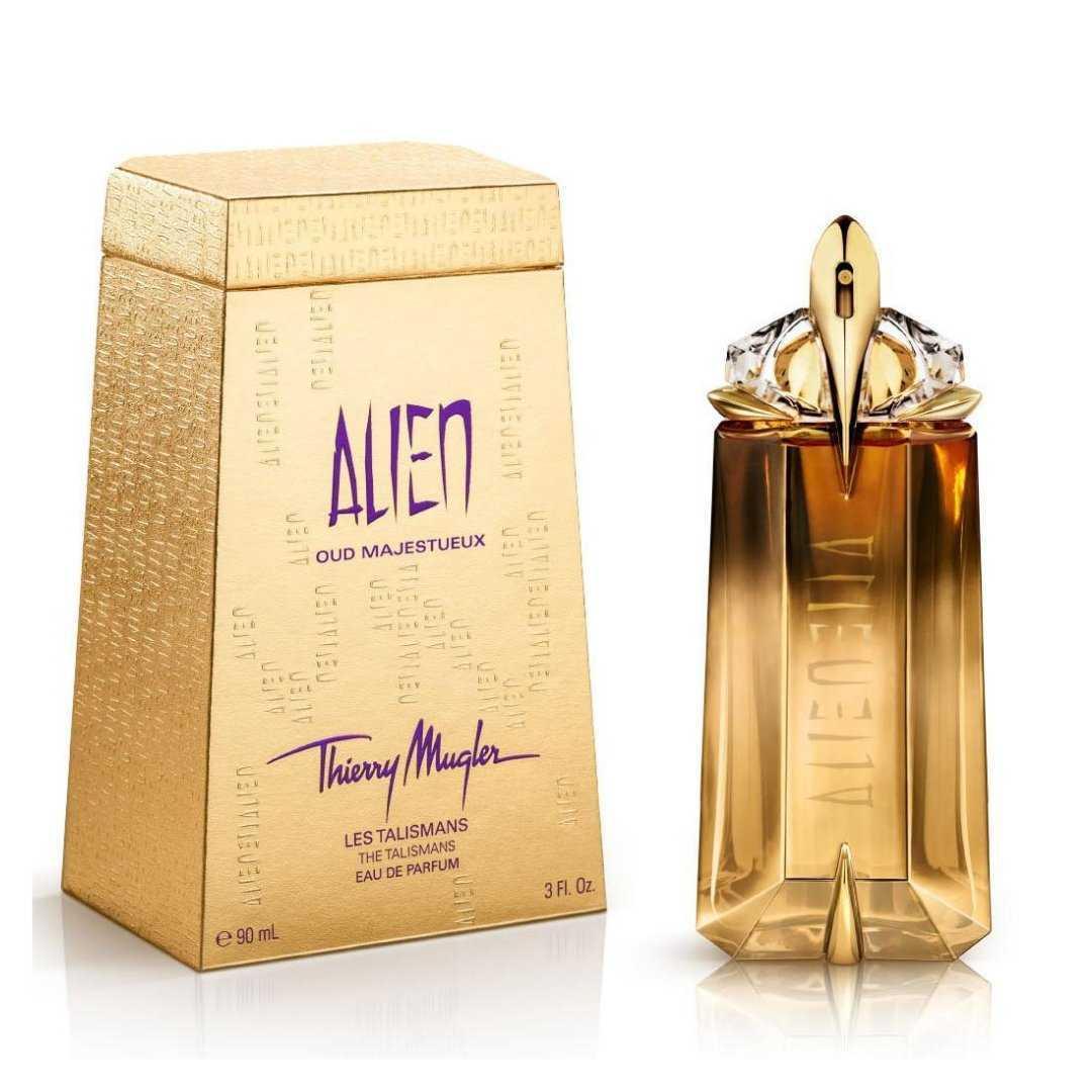 Thierry Mugler Alien Oud Majestueux For Women Eau De Parfum 90ML