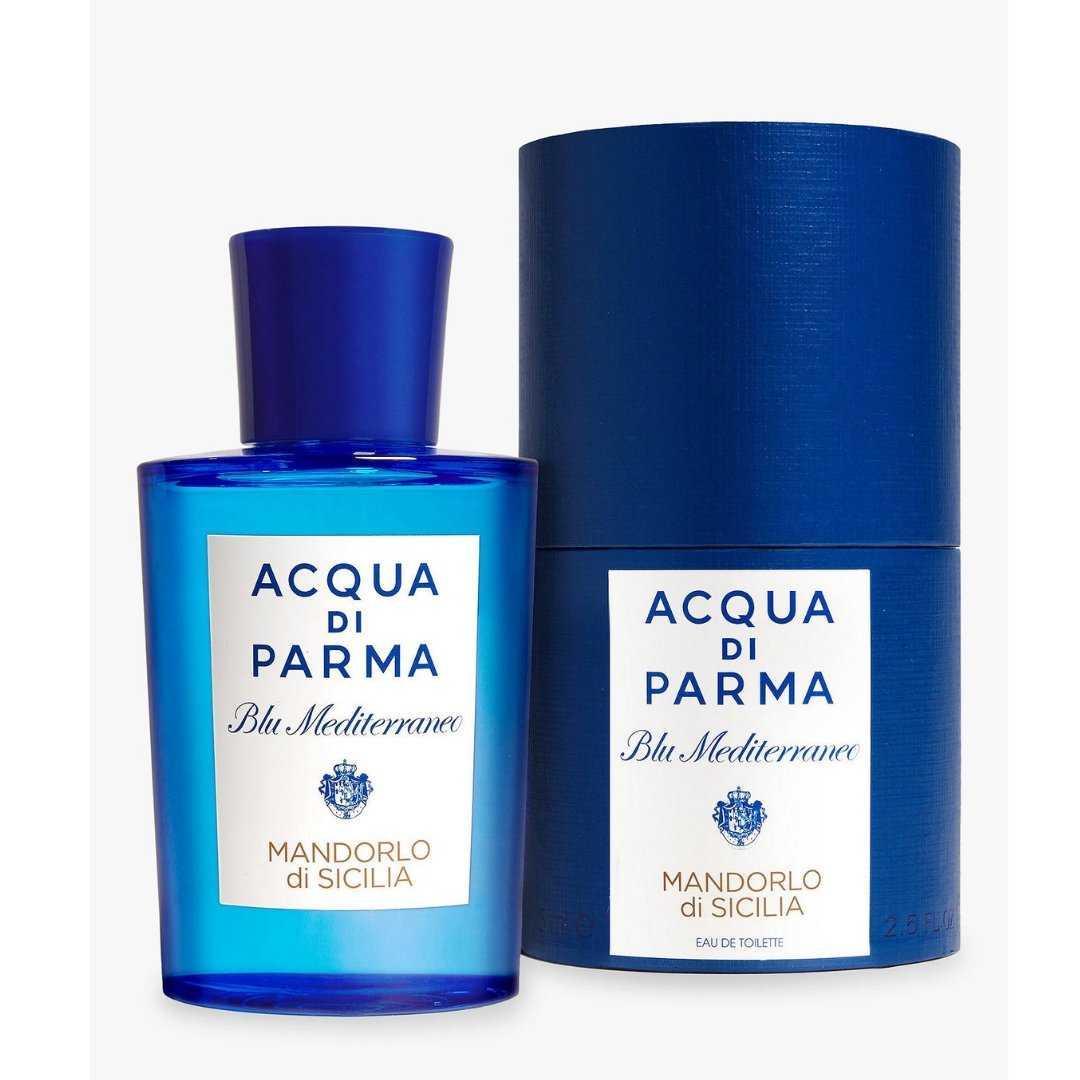 Acqua Di Parma Blu Mediterraneo Mandorlo Di Sicilia For Unisex Eau De Toilette 150ML