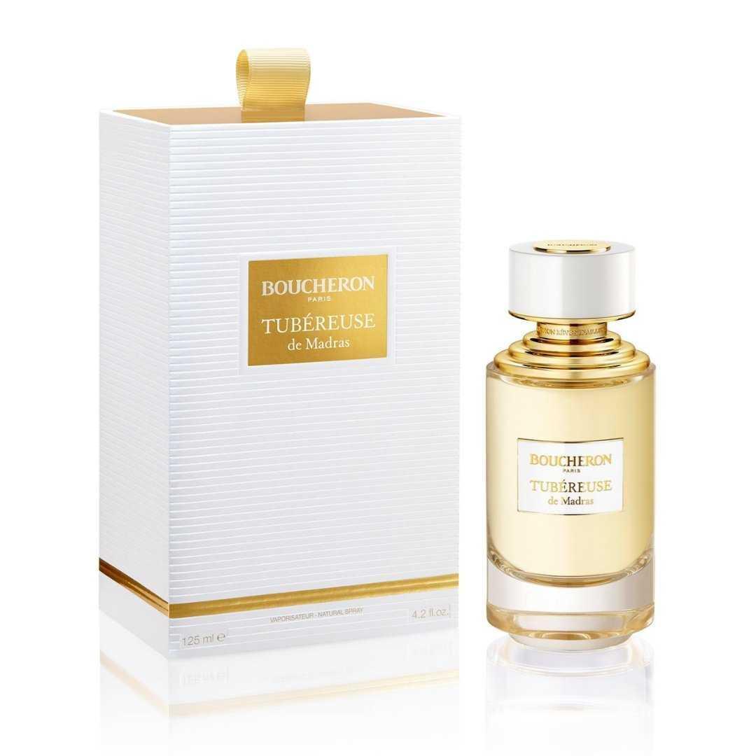 Boucheron Tubereuse De Madras For Unisex Eau De Parfum 125ML