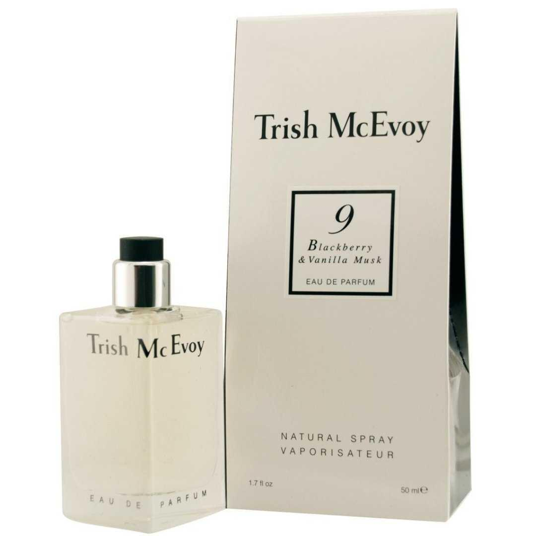 Trish McEvoy Sexy 9 Blackberry&Vanilla Musk For Unisex 50ML