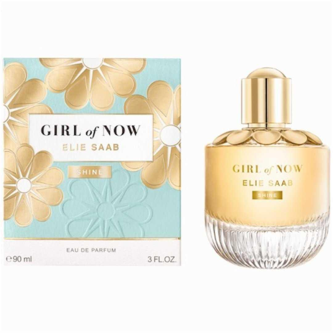 Elie Saab Girl Of Now Shine For Women Eau De Parfum 90ML