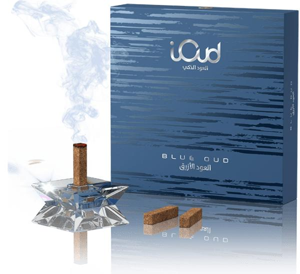 Blue Oud Pure Agarwood