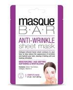 Masque Bar Anti Wrinkle Sheet Mask 21ml X 3 Pcs