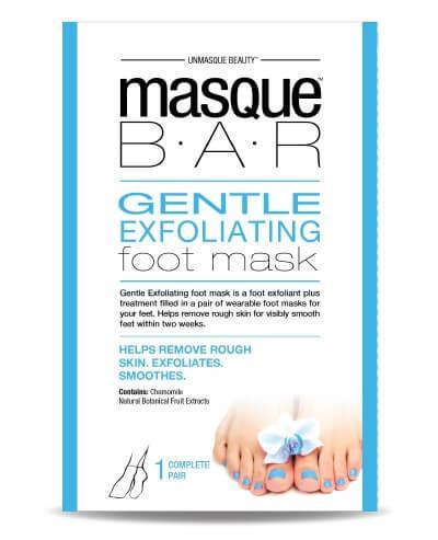 Masque Bar Feetreat Pedi Exfoliating Foot Mask 1 Pair
