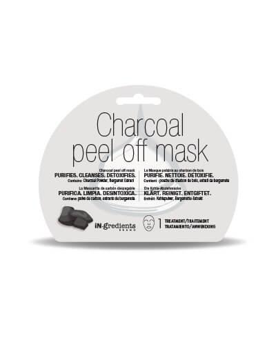 Masque Bar In.Gredients Charcoal Peel Off Mask