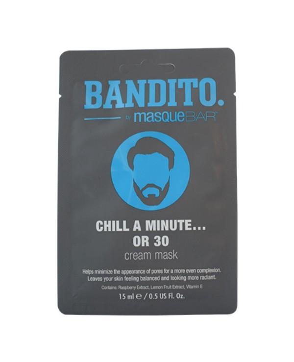 Masque Bar Bandito Chill A Minute Or 30 Cream Mask 15ml