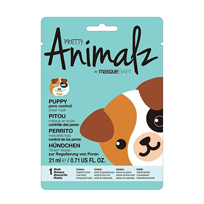 Masque Bar Pretty Animalz Puppy Pore Control Sheet Mask 21ml