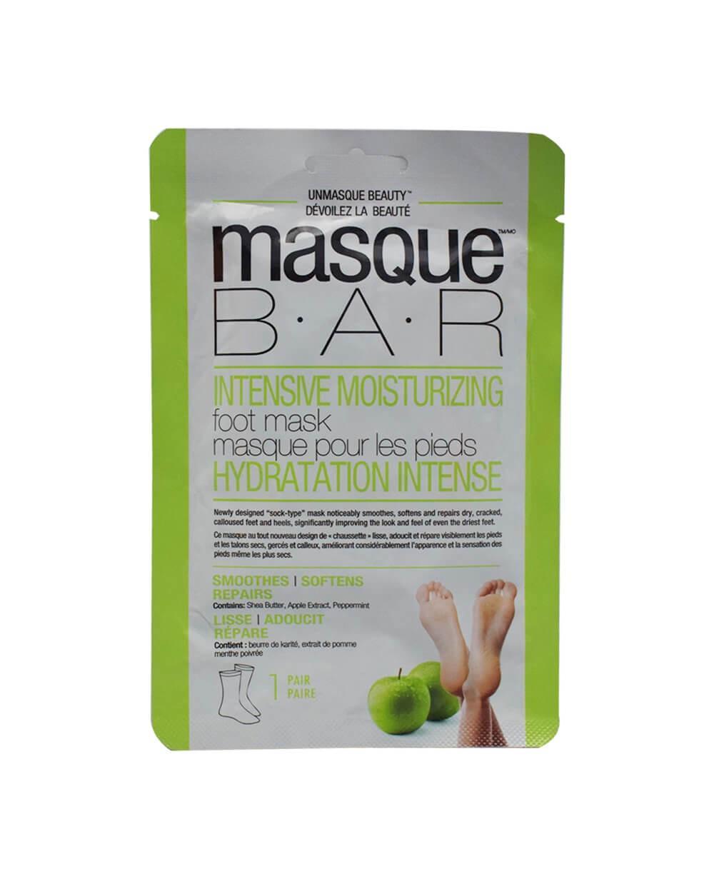 Masque Bar Intensive Moisturising Foot Mask 1 Pair