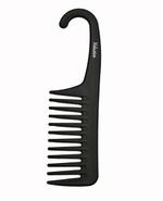Xcluzive Wide-Tooth Shower Comb With Hang-On Handle