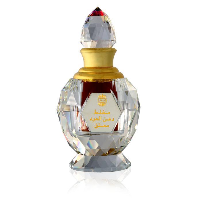 Ajmal Perfumes Dahn Al Oudh Moattaq 6ml - Unisex
