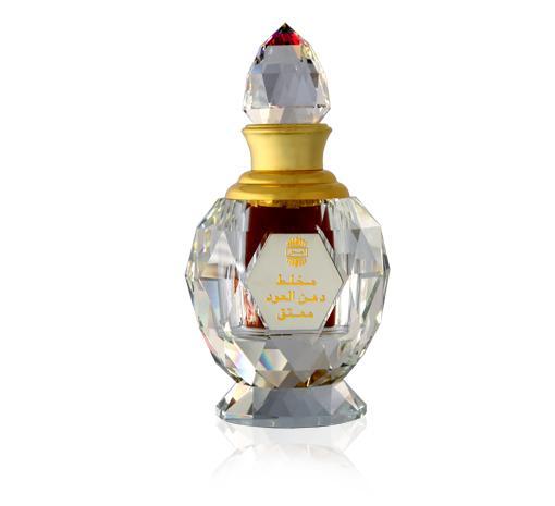 Ajmal Perfumes Mukhallat Dahn Al Oudh Moattaq For Unisex 18ml