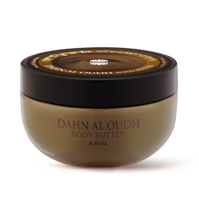 Ajmal Perfumes Dahn Al Oudh Body Butter 200ml Pack Of 2