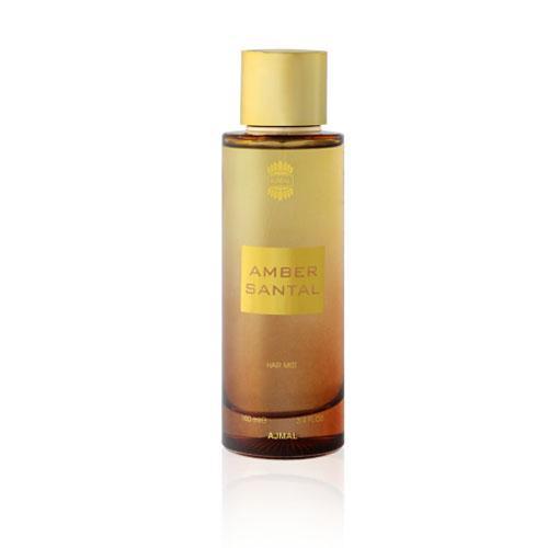 Ajmal Perfumes Amber Santal Hair Mist For Women 100ml