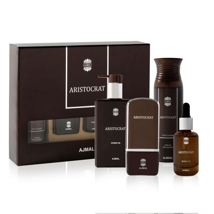 Ajmal Perfumes Aristocrat Gift Set For Men