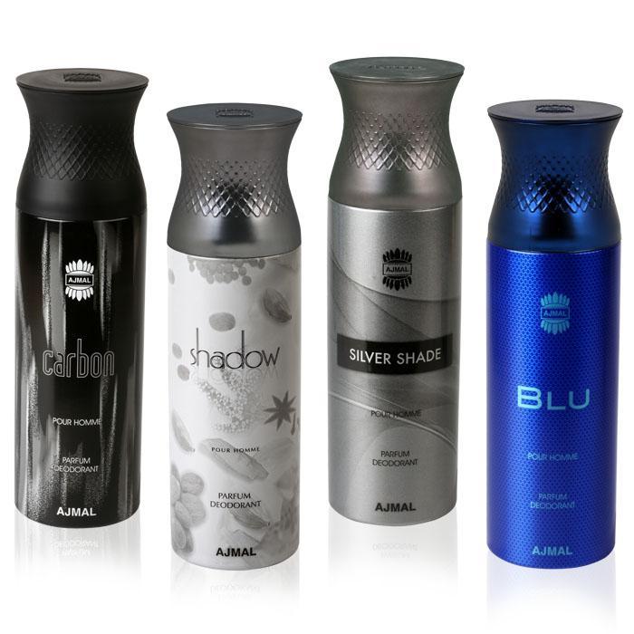 Ajmal Perfumes Deodorants Combo For Men 200ml Each