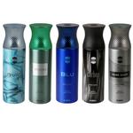 Ajmal Perfumes Deodorants Pack For Men 200ml