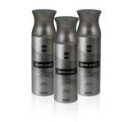 Ajmal Perfumes Silver Shade Deodorant For Men 3 In 1 Pack 200ml