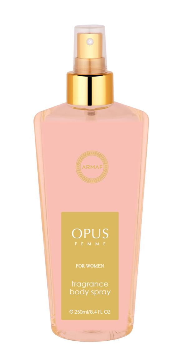 Armaf Opus Body Splash Women 250Ml