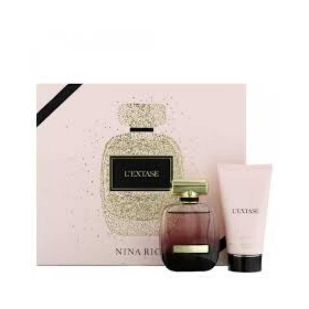 Nina Ricci L`Extase For Women Eau De Parfum 80ML Set