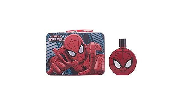 Air Val Marvel Spider Man Metallic Eau De Toilette 100ml