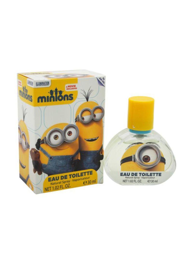 Air Val Minions Eau De Toilette 30ml
