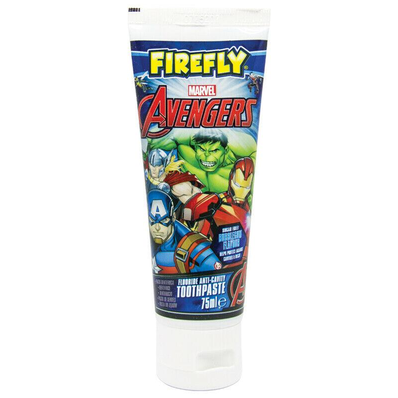 Firefly Avengers Kids Tooth Paste 75ml