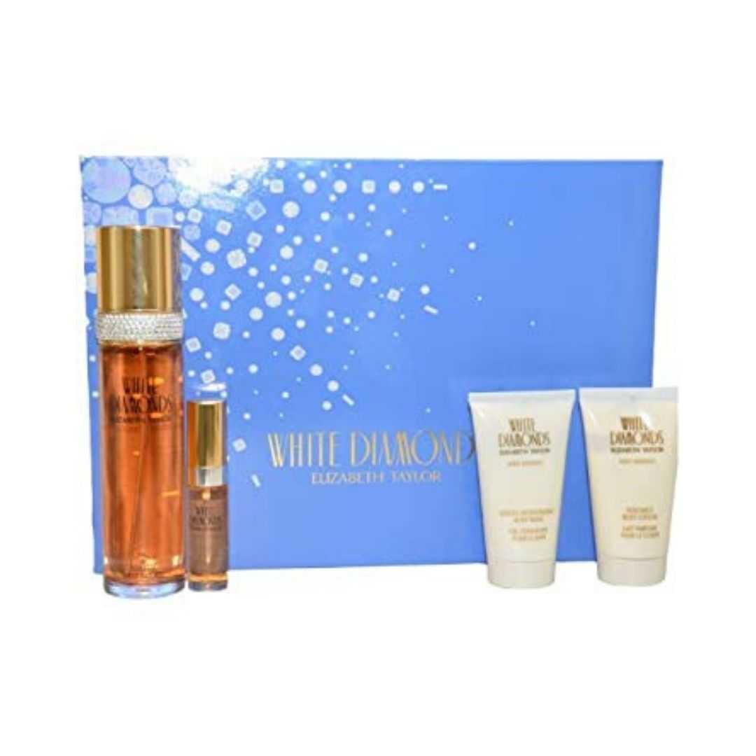 Elizabeth Taylor White Diamonds For women Eau De Toilette 100ML Set