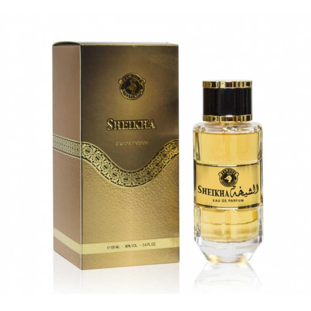 Tawoos Sheikha For Unisex Eau De Parfum 100ML