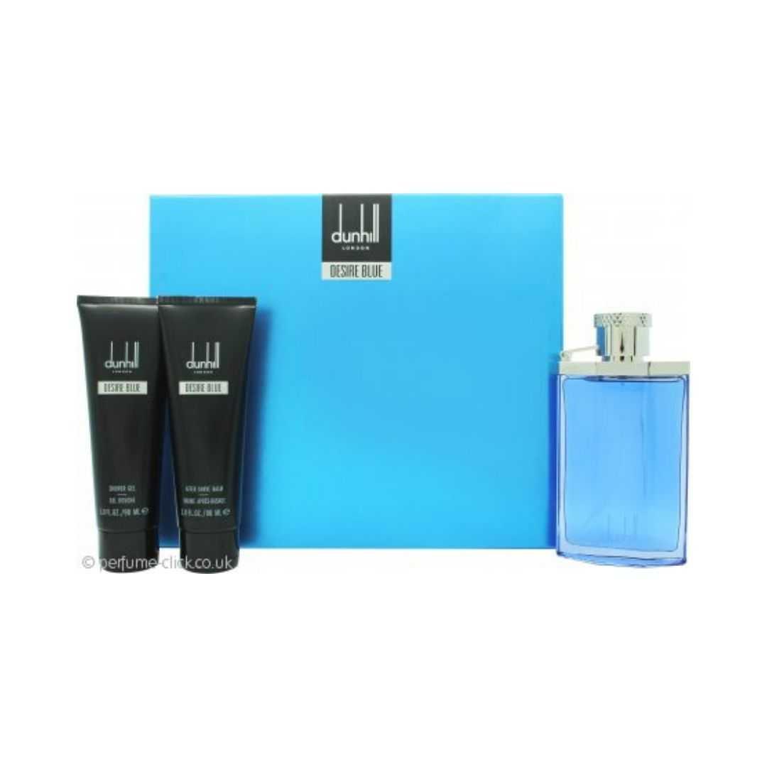 Dunhill Desire Blue For Men Eau De Toilette 100ML Set