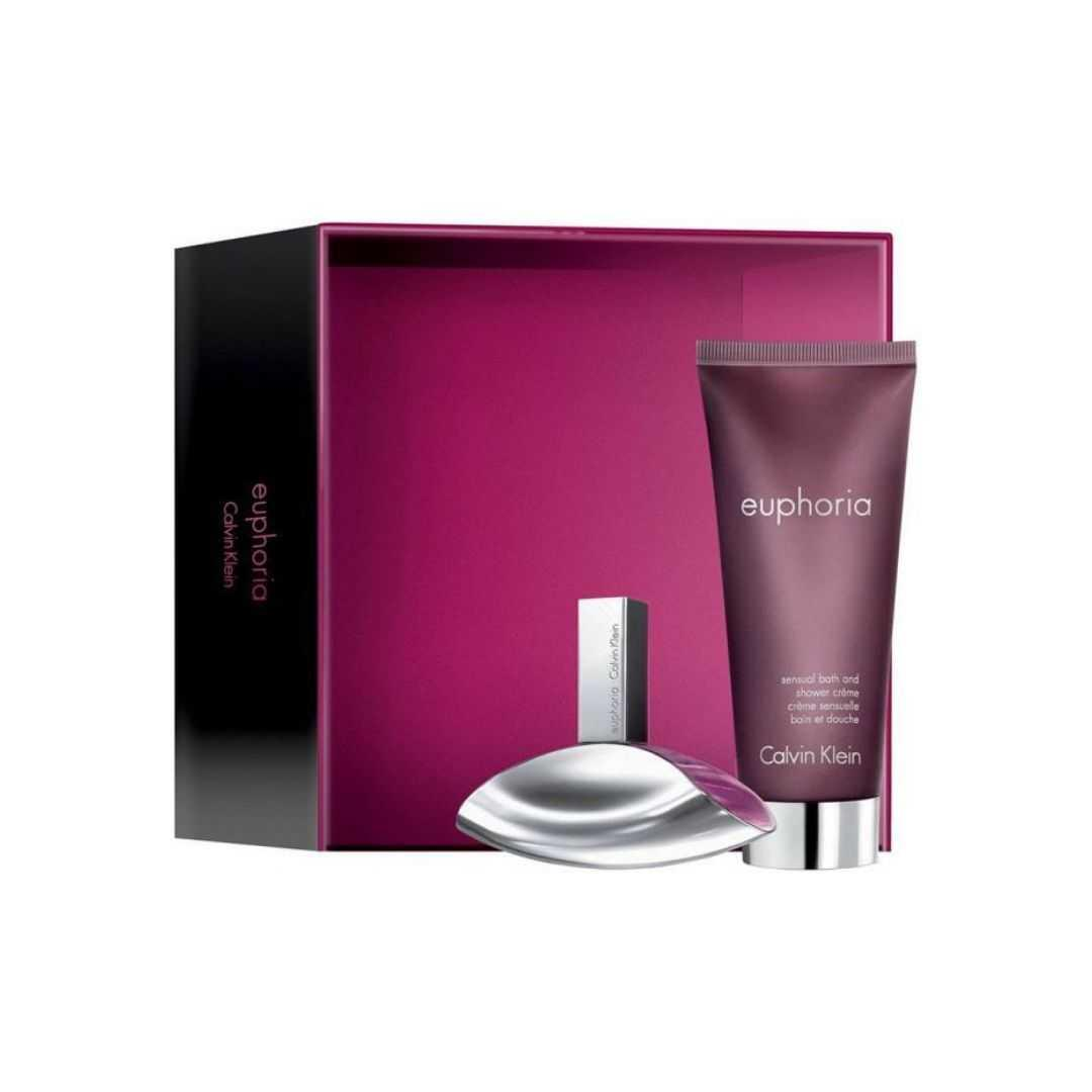 Calvin Klein Euphoria For Women Eau De Parfum 100ML Set